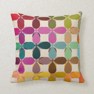 "Collection ""Color "" Throw Pillow"