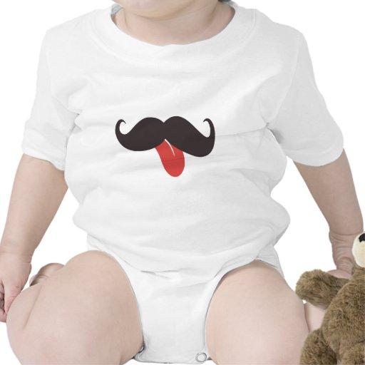 Collection de moustache barboteuses