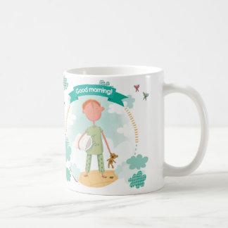 Collection Good Morning: The Sleepy one Coffee Mug