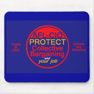 Collective Bargaining Mousepad