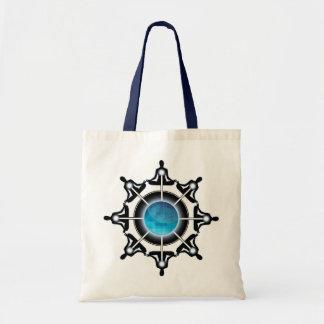Collective Meditation art tote bag
