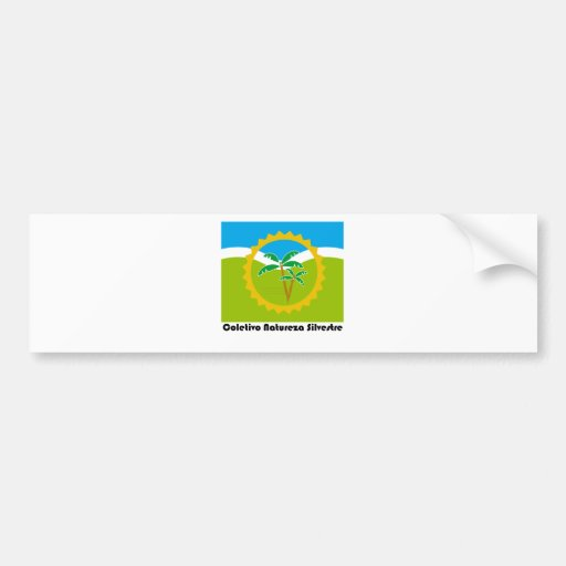 Collective Wild Nature (to souvenir) Bumper Sticker