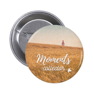 Collector Moments 2 Inch Round Button