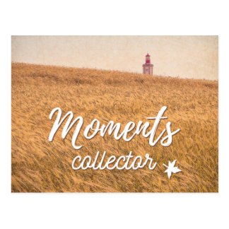 Collector Moments Postcard