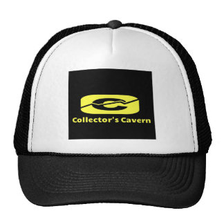 Collector's Cavern Offical Merchandise Trucker Hat
