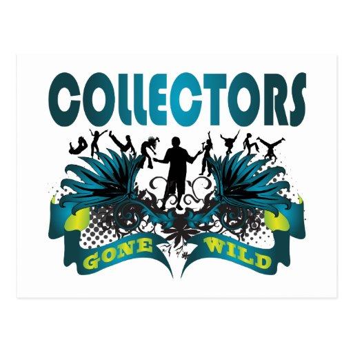 Collectors Gone Wild Postcard