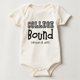 College Bound Baby Baby Bodysuit