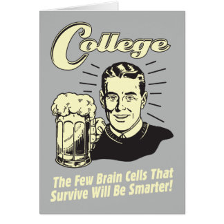 College: Brain Cells Survive Smarter Card