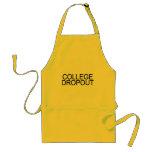 College Dropout Standard Apron