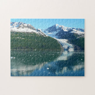 College Fjord I Scenic Alaska Cruising Jigsaw Puzzle