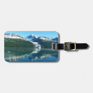College Fjord I Scenic Alaska Cruising Luggage Tag