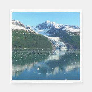 College Fjord I Scenic Alaska Cruising Paper Napkin