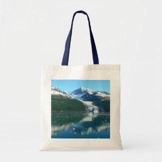College Fjord I Scenic Alaska Cruising Tote Bag