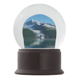 College Fjord II Beautiful Alaska Photography Snow Globe