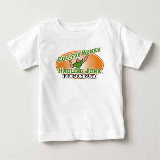 College Hunks Hauling Junk Official Logo Baby T-Shirt