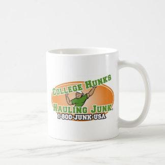 College Hunks Hauling Junk Official Logo Coffee Mug