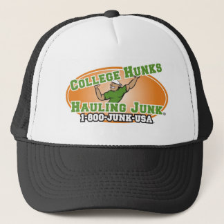 College Hunks Hauling Junk Official Logo Trucker Hat