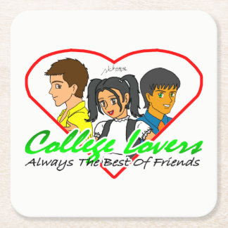 College Lovers Coaster