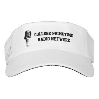 College Primetime Radio Network Visor