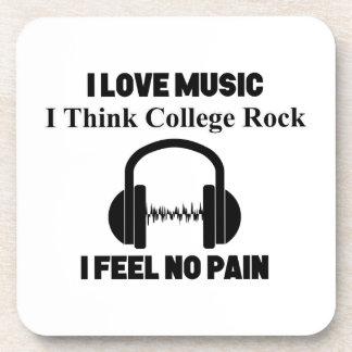 College Rock Coaster