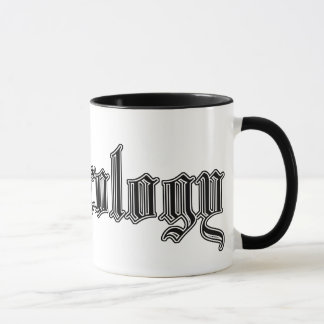 "college study mug ""musicology"""