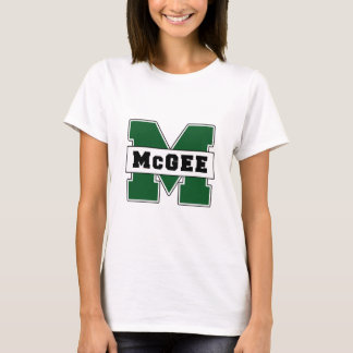 Collegiate-Style McGee Logo T-Shirt