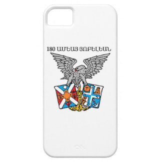 Collegio Armeno iPhone 5 Case