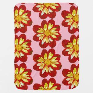 Collerette Dahlia - Baby Blanket