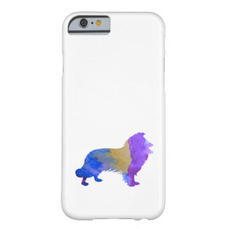 Collie Art Barely There iPhone 6 Case