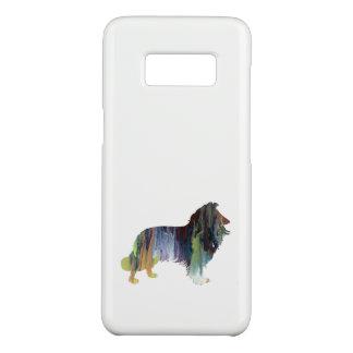 Collie Art Case-Mate Samsung Galaxy S8 Case