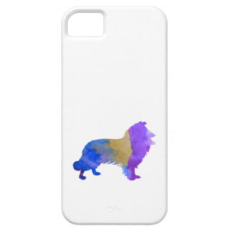 Collie Art iPhone 5 Cover