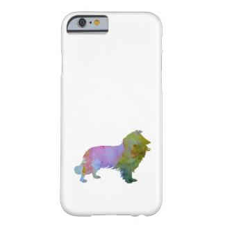 Collie Barely There iPhone 6 Case