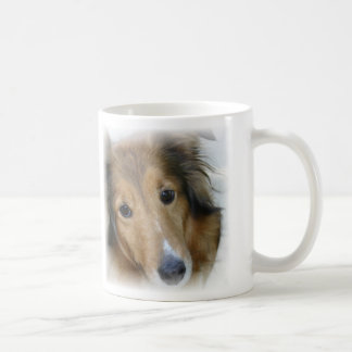 Collie Dog Coffee Mug