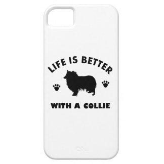 collie dog design iPhone 5 cover