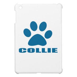 COLLIE DOG DESIGNS iPad MINI COVER