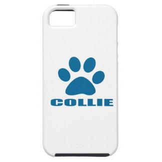 COLLIE DOG DESIGNS iPhone 5 CASE