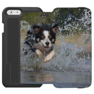 Collie Dog Incipio Watson™ iPhone 6 Wallet Case