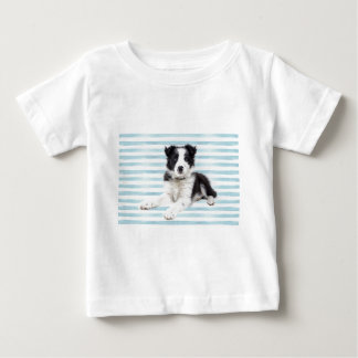 Collie Dog Pup Baby T-Shirt