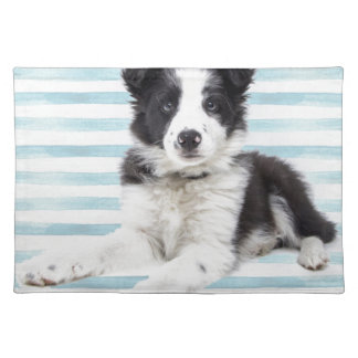 Collie Dog Pup Placemat