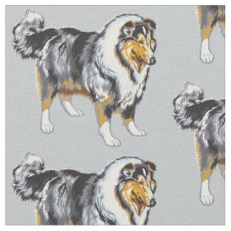 collie fabric