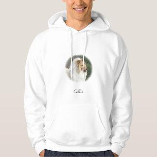 Collie hoodie