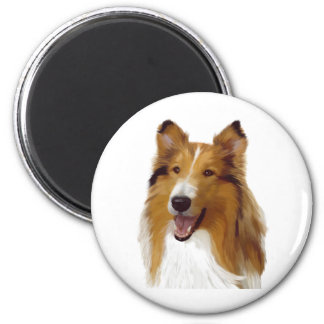 Collie Magnet