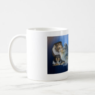 Collie magnificence with L… Coffee Mug