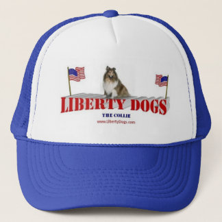 Collie Trucker Hat
