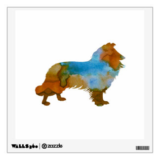 Collie Wall Sticker