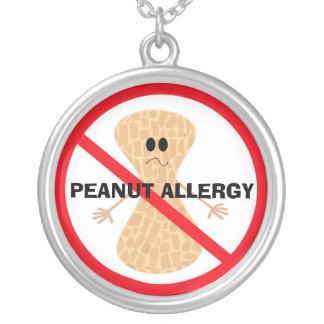 Collier d allergie d arachide