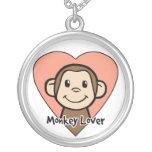 Collier d'amant de singe