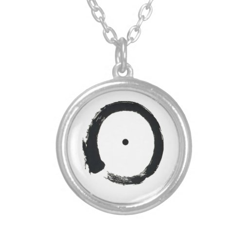 Collier de Circumpunct de zen