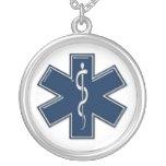Collier de l'infirmier EMT SME