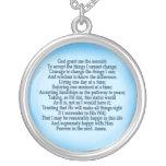 Collier de prière de sérénité